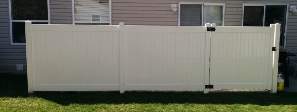 Privacy Fence, After
